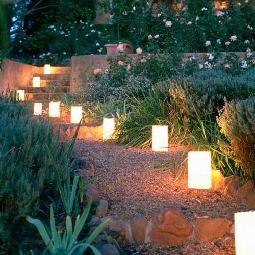 Landscape Lighting Desertscapes Lawn